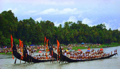 Nehru Trophy Boat Race alleppey